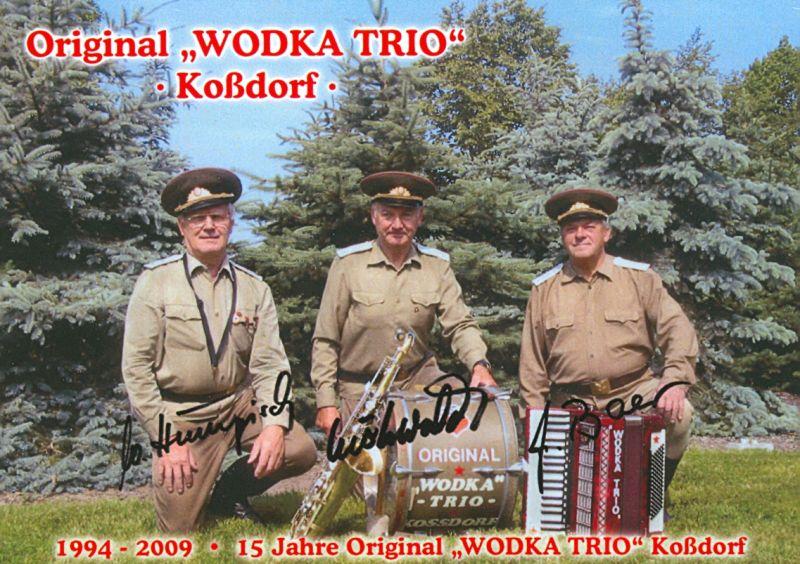 Wodka Trio